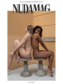NudaMag Issue Nine Cover