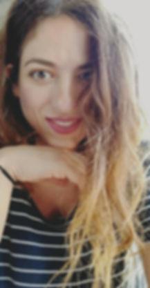 Daniela Blagoeva girl smiling