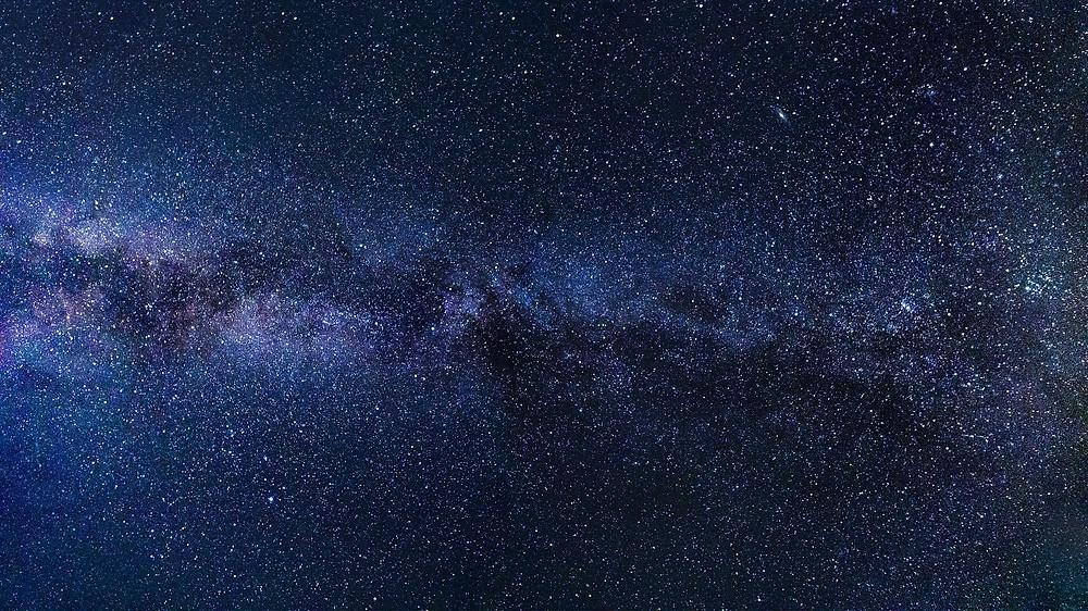 Night Sky Starry Sky Milky Way