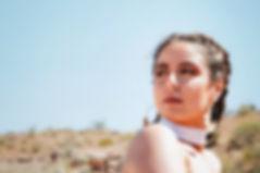Model, Desert Photoshoot, Las Vegas Portrait Photographer, Girl