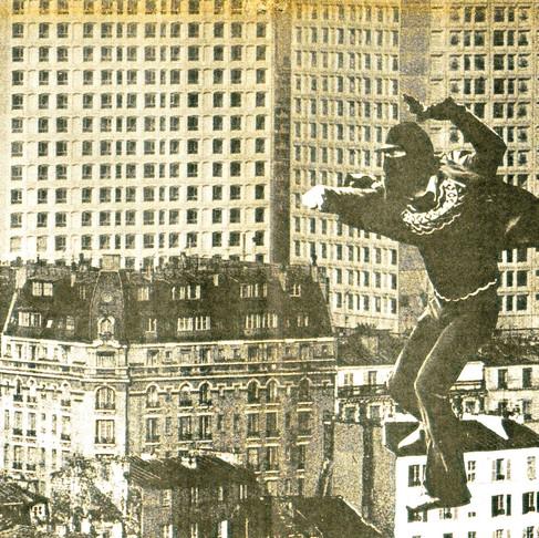 UM COMUNISMO MAIS FORTE QUE A METRÓPOLE - Rosso 1976