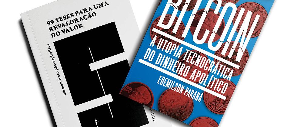 COMBO ANTI-ANCAP –Autonomia Literária+ GLAC ediçoes