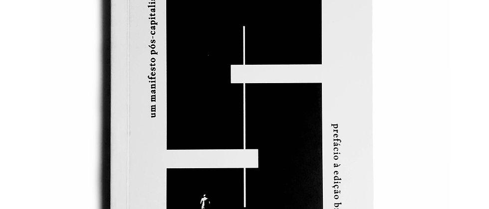 capa 99 teses para uma revaloração do valor: um manifesto pós-capitalista, de Brian Massumi