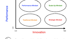 The Missing Mindset needed to Scale-Up Companies for Exponential Growth.