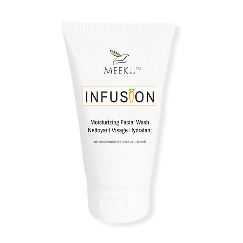 Carrot Infusion Facial Wash | Moisturizing | Removes Makeup