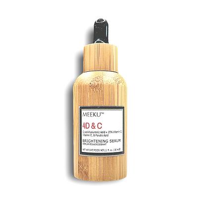 4D & C Brightening Serum with Quad-Hyaluronic Acid Blend