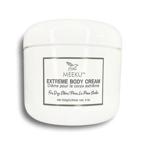 Extreme Cucumber Body Cream   Foot and Body   Dry or Cracked Skin