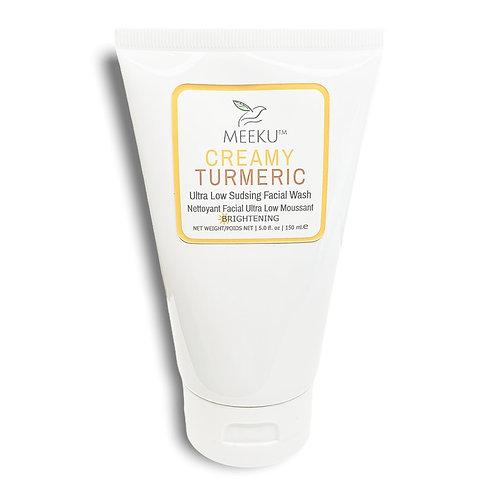 Creamy Turmeric Face Wash