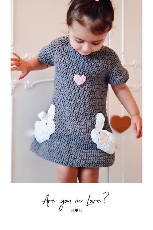 Dress / Kleid BUNNIES IN LOVE