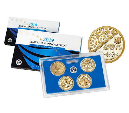 2019-S Innovation Dollar Proof Set