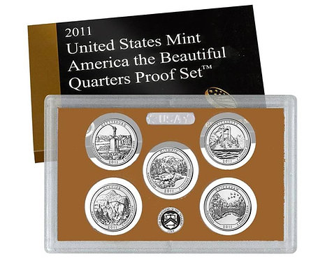 2011 ATB Proof Set