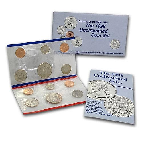 1998 U.S. Mint Set
