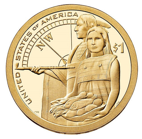 2014-S Native American Dollar Proof