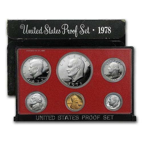1978 U.S. Proof Set