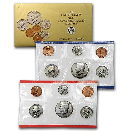1990 U.S. Mint Set