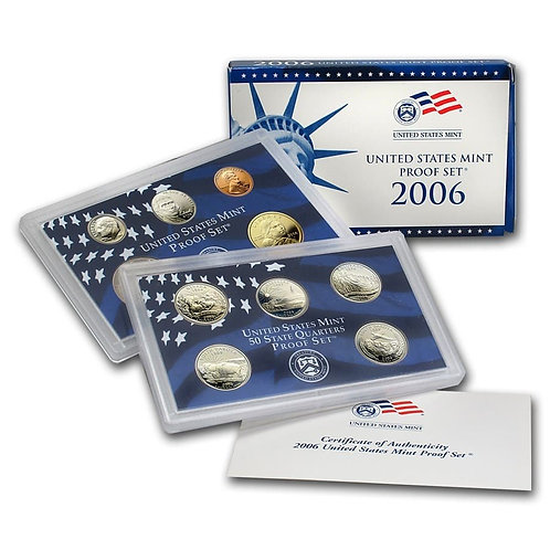 2006 U.S. Proof Set