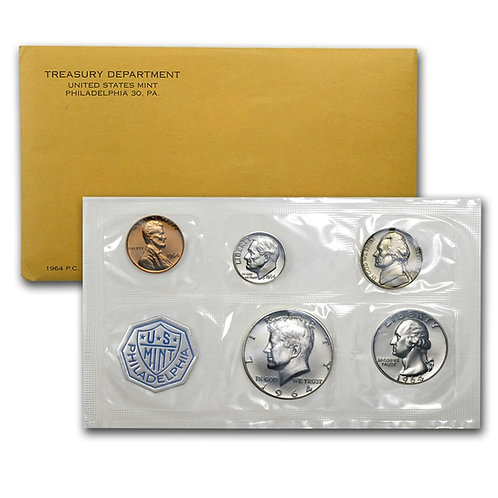 1964 U.S. Proof Set
