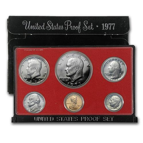 1977 U.S. Proof Set