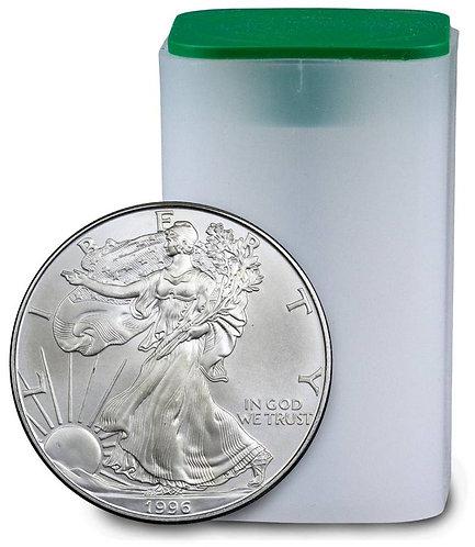 1996 1-oz American Silver Eagle