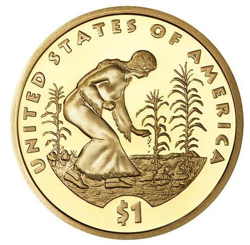 2009-S Native American Dollar Proof