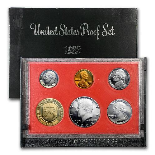 1982 U.S. Proof Set
