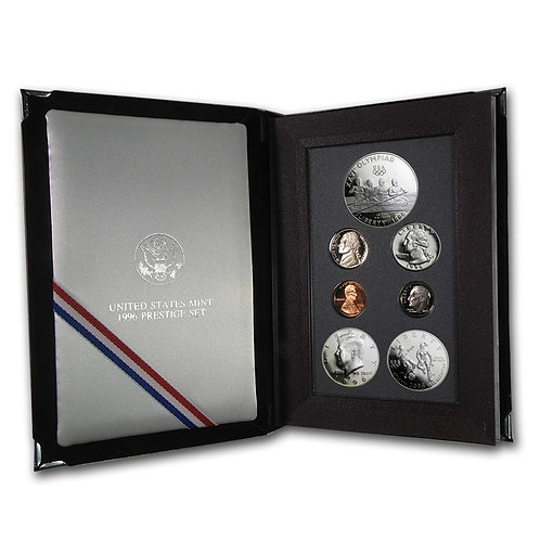 1996 U.S. Prestige Proof Set