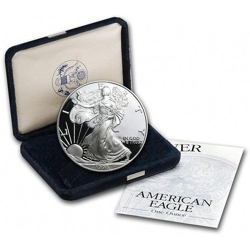 1998-P Proof American Silver Eagle