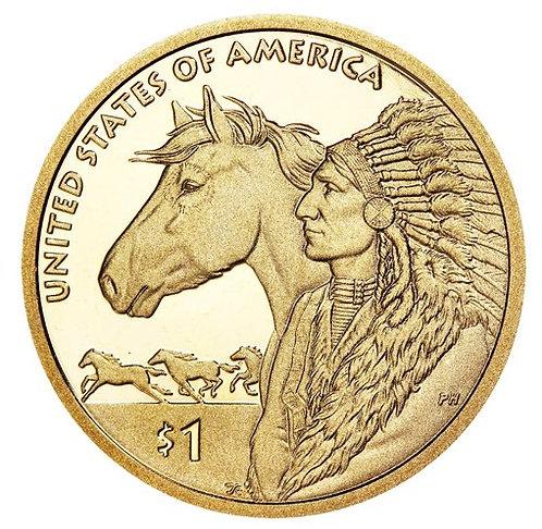 2012-S Native American Dollar Proof