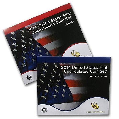 2014 U.S. Mint Set