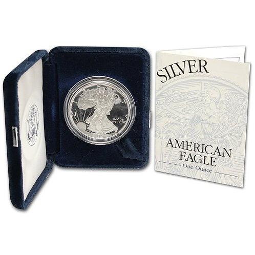 1995-P Proof American Silver Eagle
