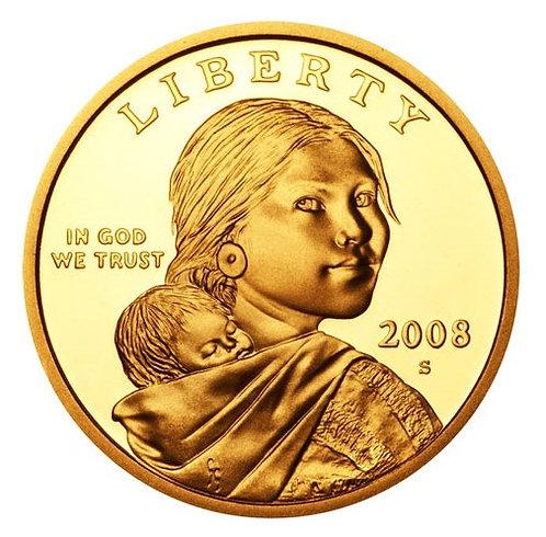 2008-S Sacagawea Dollar Proof