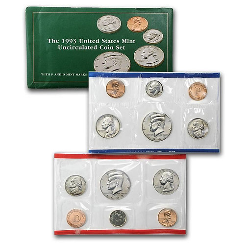 1993 U.S. Mint Set