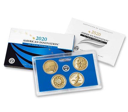 2020-S Innovation Dollar Proof Set