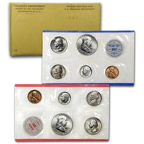 1961 U.S. Mint Set