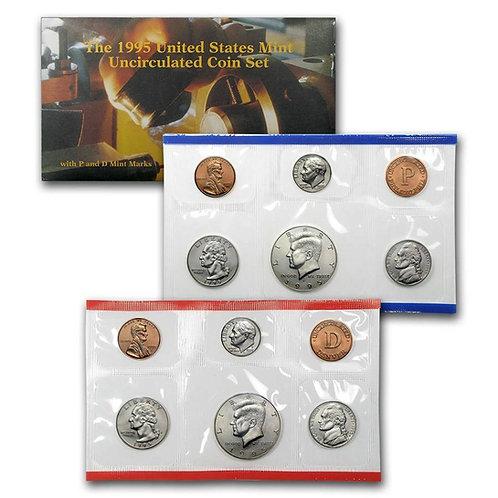 1995 U.S. Mint Set