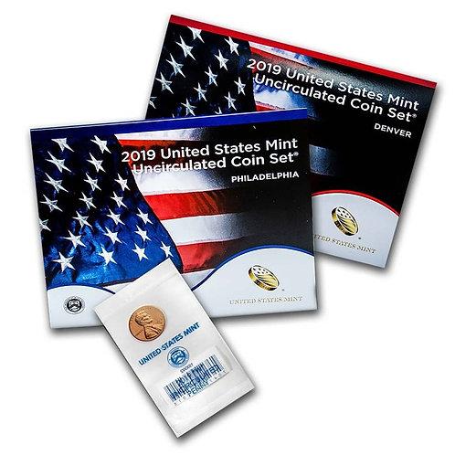2019 U.S. Mint Set