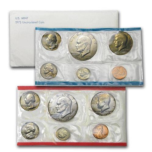 1975 U.S. Mint Set