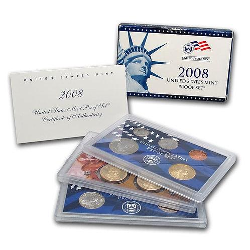 2008 U.S. Proof Set
