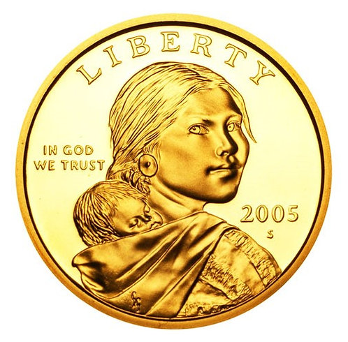 2005-S Sacagawea Dollar Proof