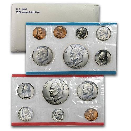1974 U.S. Mint Set