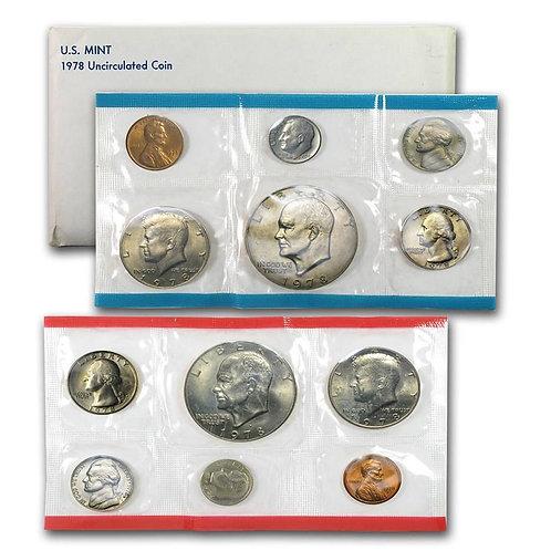1978 U.S. Mint Set
