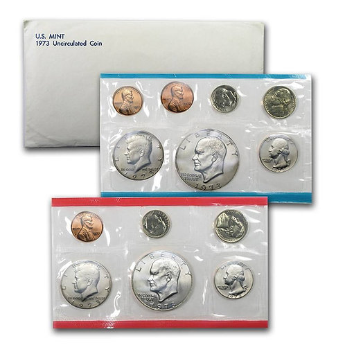 1973 U.S. Mint Set
