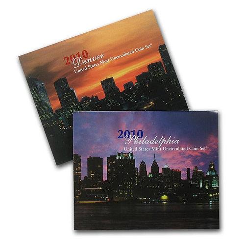 2010 U.S. Mint Set
