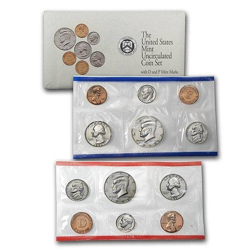 1992 U.S. Mint Set
