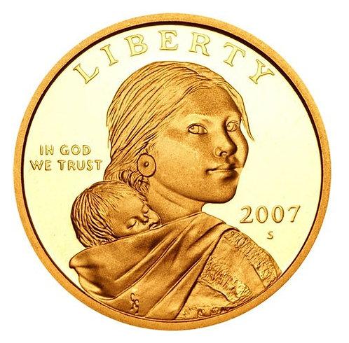 2007-S Sacagawea Dollar Proof