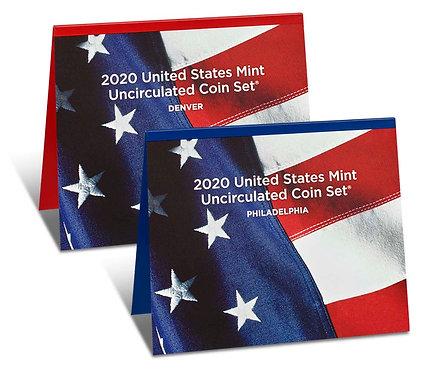 2020 U.S. Mint Set
