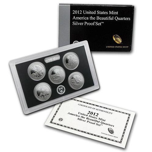 2012 ATB Silver Proof Set