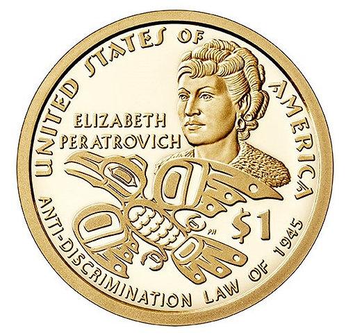 2020-S Native American Dollar Proof