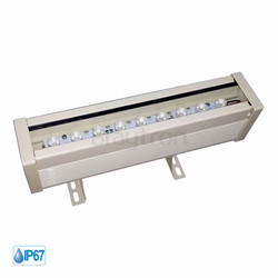 9w 0.27mt 9 Ledli Wall Washer