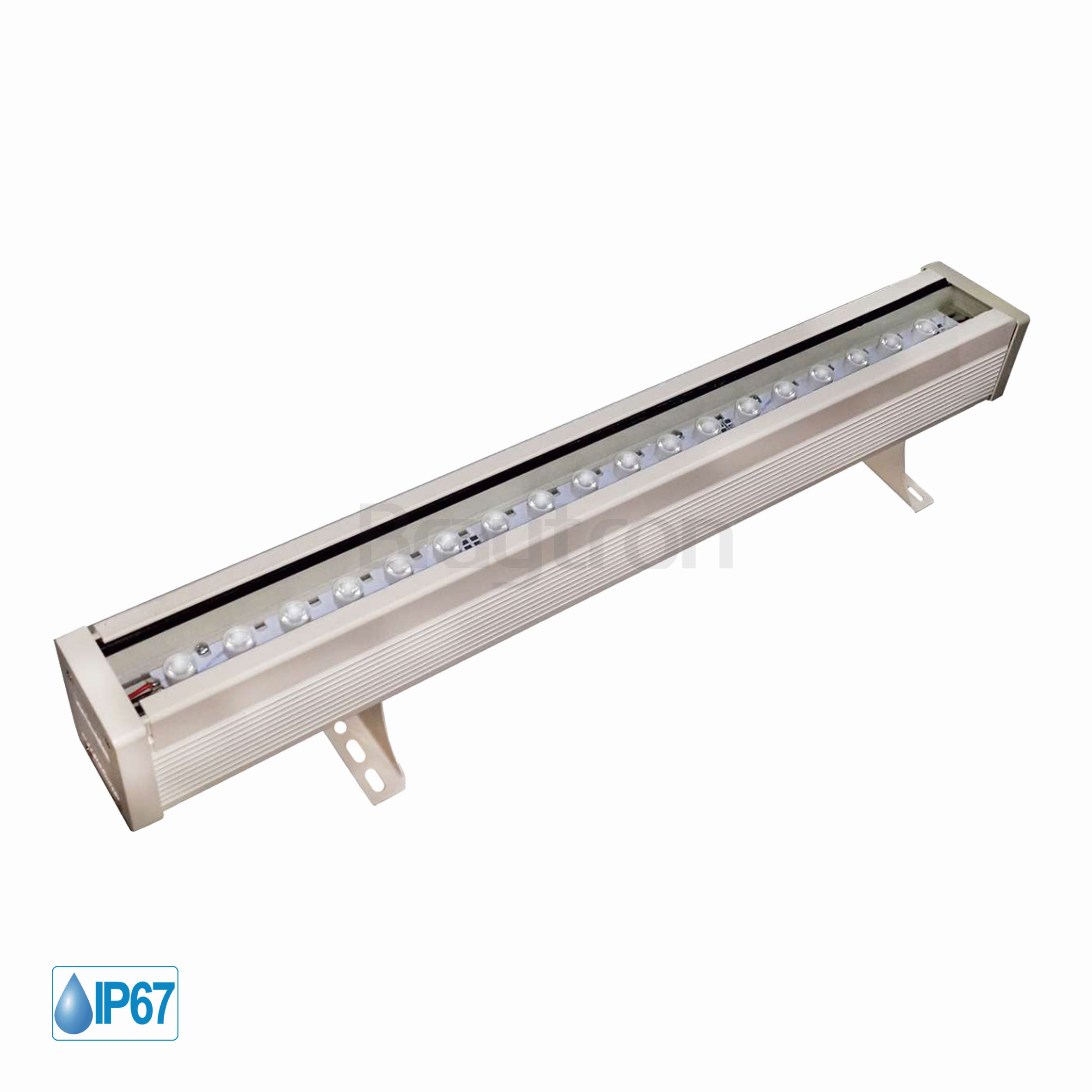 18w 0.49mt 18 Ledli Wall Washer